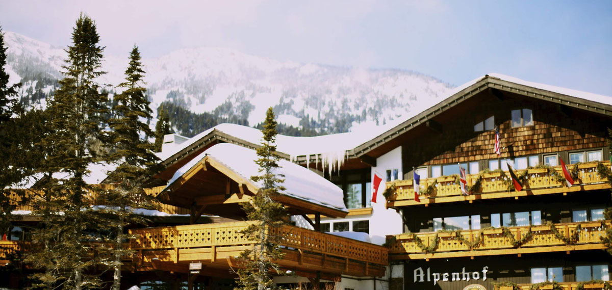 Alpenhof Lodge  in Teton Village