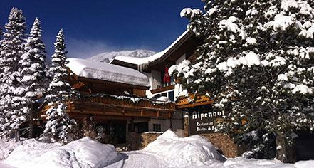 Event Calendar:      Alpenhof Lodge  in Teton Village