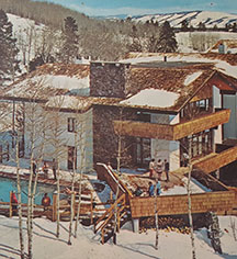 History:      Alpenhof Lodge  in Teton Village