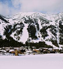 Local Attractions:      Alpenhof Lodge  in Teton Village