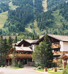Events at      Alpenhof Lodge  in Teton Village