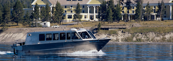 Activities:      Lake Yellowstone Hotel & Cabins  in Yellowstone National Park
