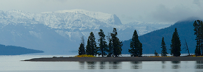 Lake Yellowstone Hotel Cabins In National Park