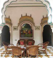 Activities:      Alsisar Haveli  in Jaipur