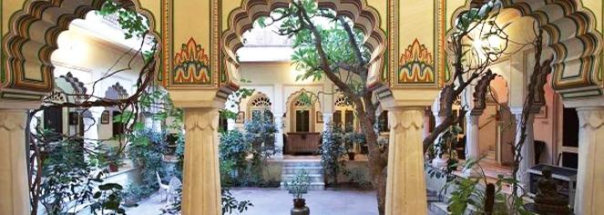History:      Alsisar Haveli  in Jaipur