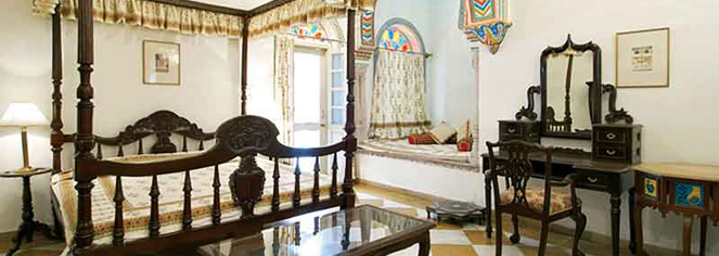 Alsisar Haveli  in Jaipur