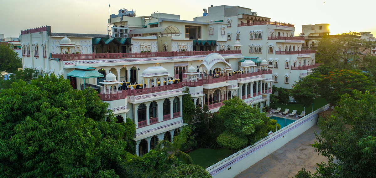 Special Offers:      Shahpura House  in Jaipur