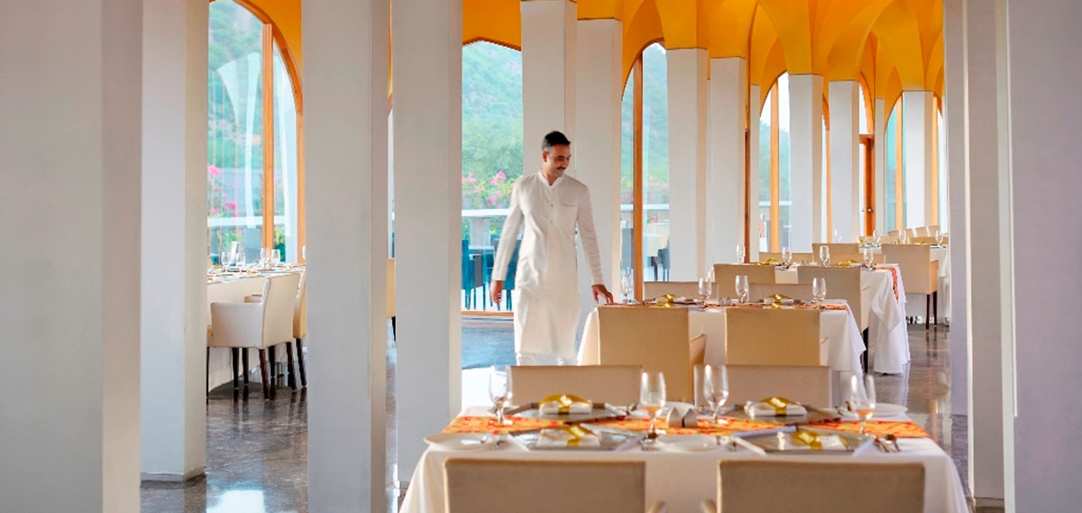 Dining:      Lebua Resort Jaipur  in Jaipur