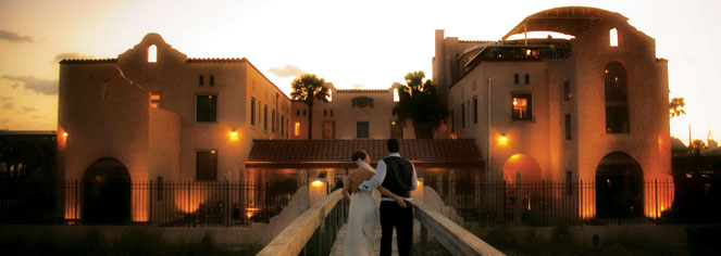 Weddings:      Casa Marina Hotel and Restaurant  in Jacksonville Beach
