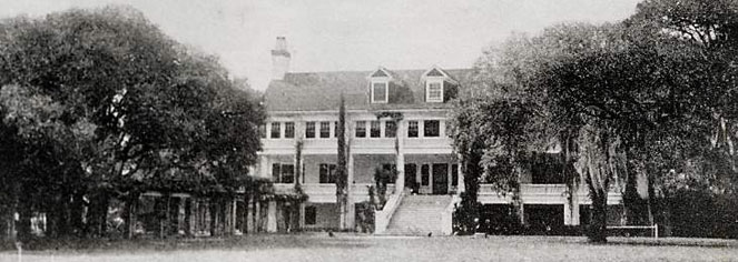 History:      Greyfield Inn  in Cumberland Island