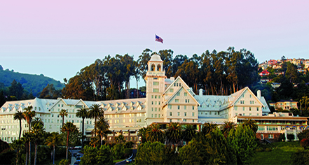 History:      Claremont Club & Spa, A Fairmont Hotel  in Berkeley