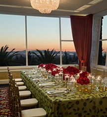 Meetings at      Claremont Club & Spa, A Fairmont Hotel  in Berkeley