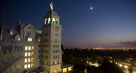 Local Attractions:      Claremont Club & Spa, A Fairmont Hotel  in Berkeley