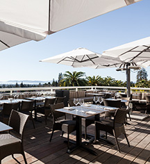 Dining at      Claremont Club & Spa, A Fairmont Hotel  in Berkeley