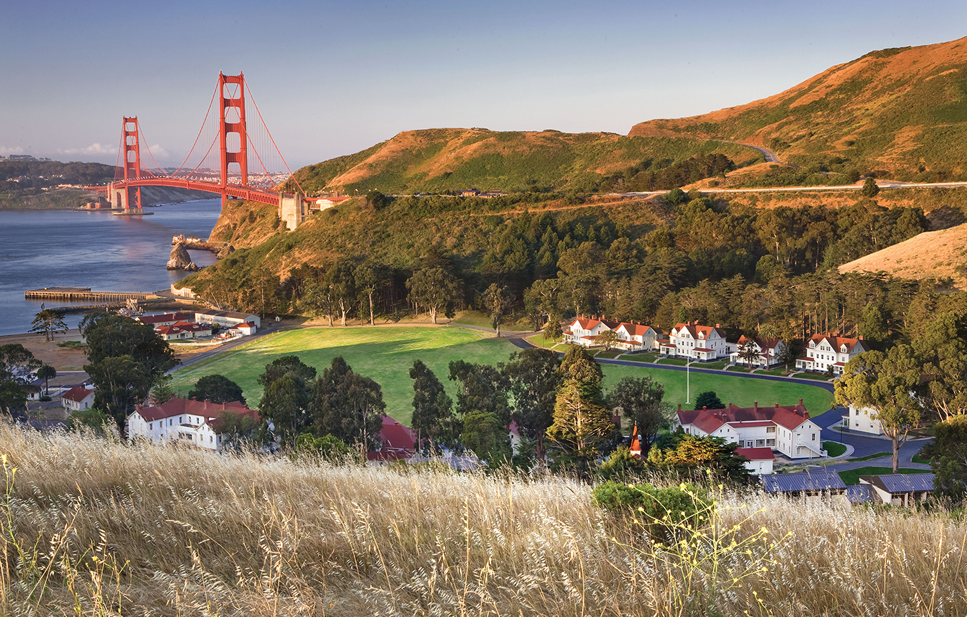 Cavallo Point Hotel San Francisco Ca