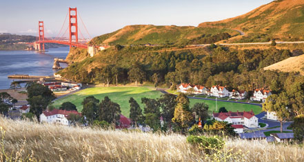 Cavallo Point  in San Francisco
