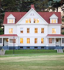 History:      Cavallo Point  in San Francisco