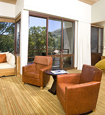 Accommodations:      Cavallo Point  in San Francisco
