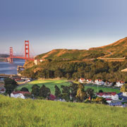 Book a stay with Cavallo Point in San Francisco