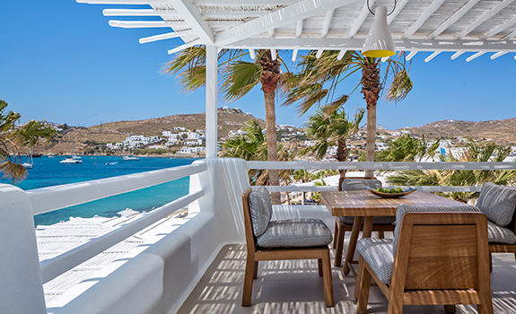 Mykonos Blanc  - Accommodations