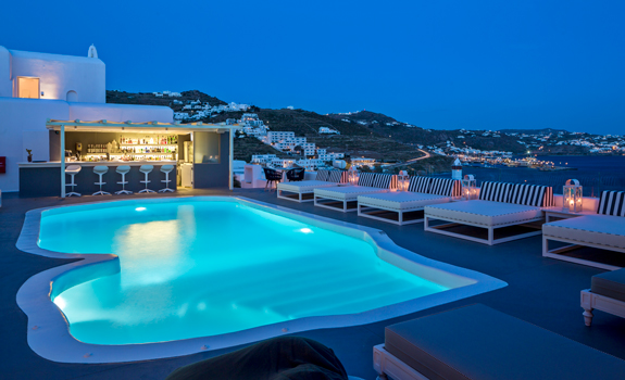 Mykonos Princess  - Activities