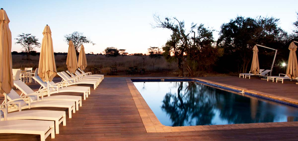 Activities:      Thandeka Game Lodge & Spa  in Limpopo
