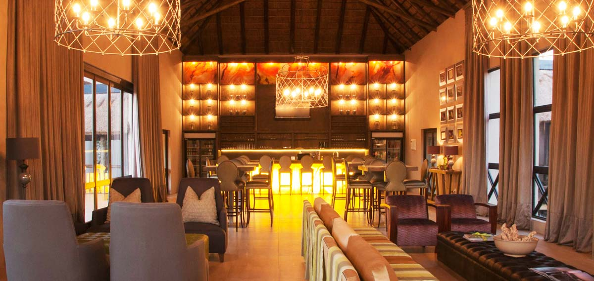 Dining:      Thandeka Game Lodge & Spa  in Limpopo