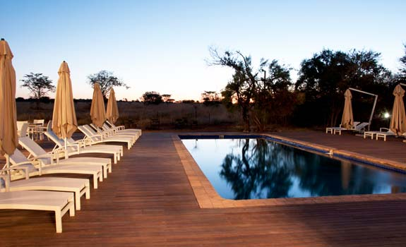 Thandeka Game Lodge & Spa  - Activities