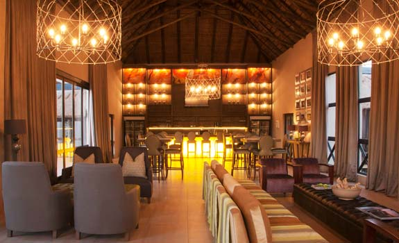 Thandeka Game Lodge & Spa  - Dining