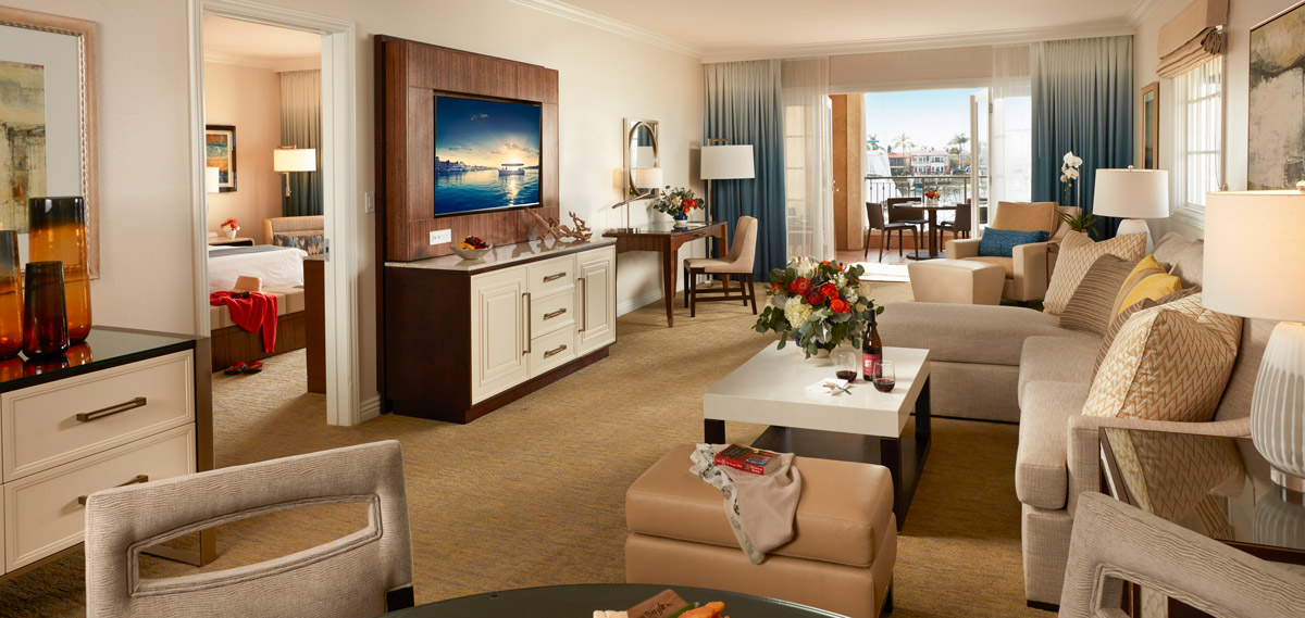 Balboa Bay Resort - One Bedroom Suite
