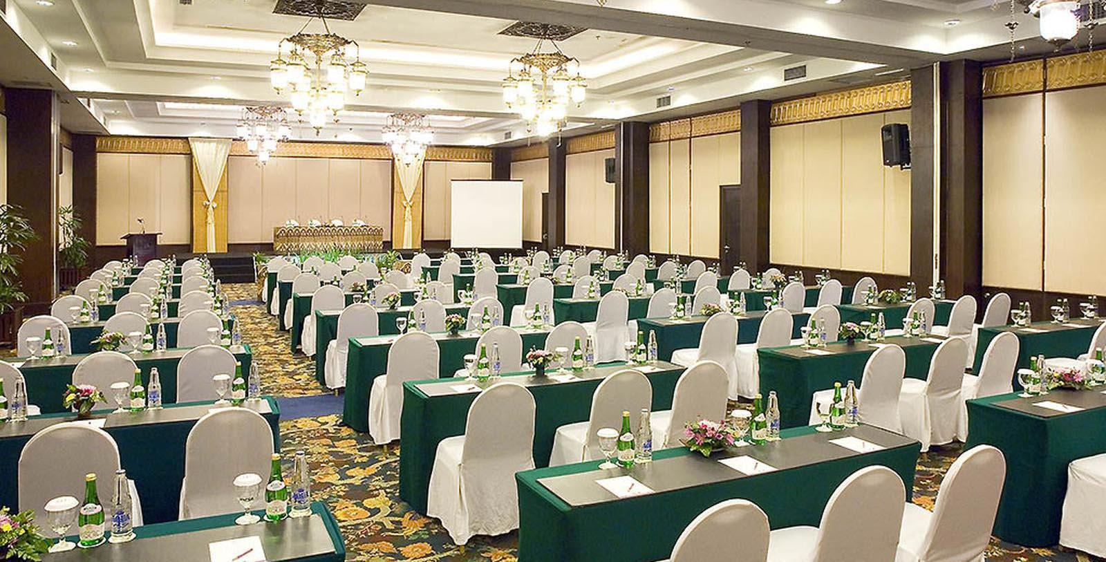 Image of Ballroom at The Phoenix Hotel Yogyakarta - MGallery by Sofitel, 1928, Member of Historic Hotels Worldwide, in Yogyakarta, Indonesia, Experience