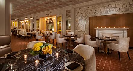 Dining at      dusitD2 hotel constance pasadena  in Pasadena