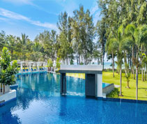 Book a stay with Dusit Thani Krabi Beach Resort in Krabi