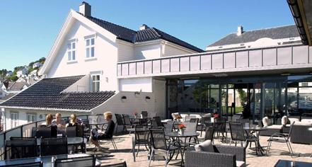 Activities:      Rederiet Hotell  in Farsund