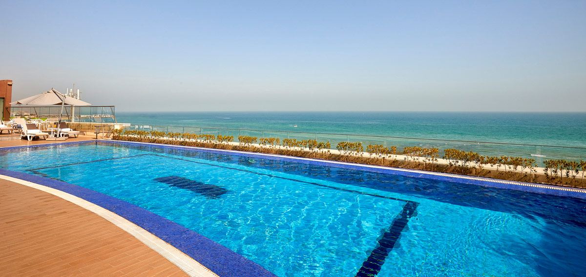 Activities:      Safir Hotel and Residences Kuwait  in Kuwait