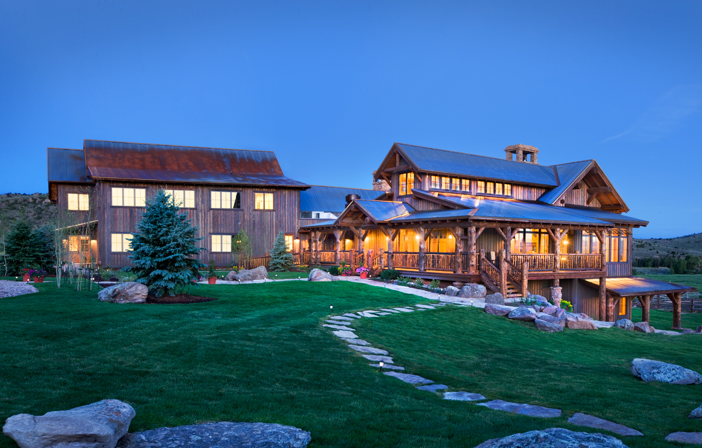 Sonoma Luxury Accommodations