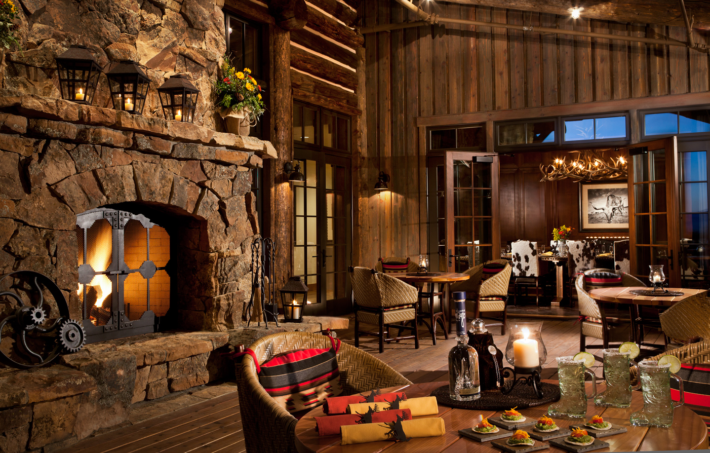 Special Offers:      The Lodge & Spa At Brush Creek Ranch  in Saratoga