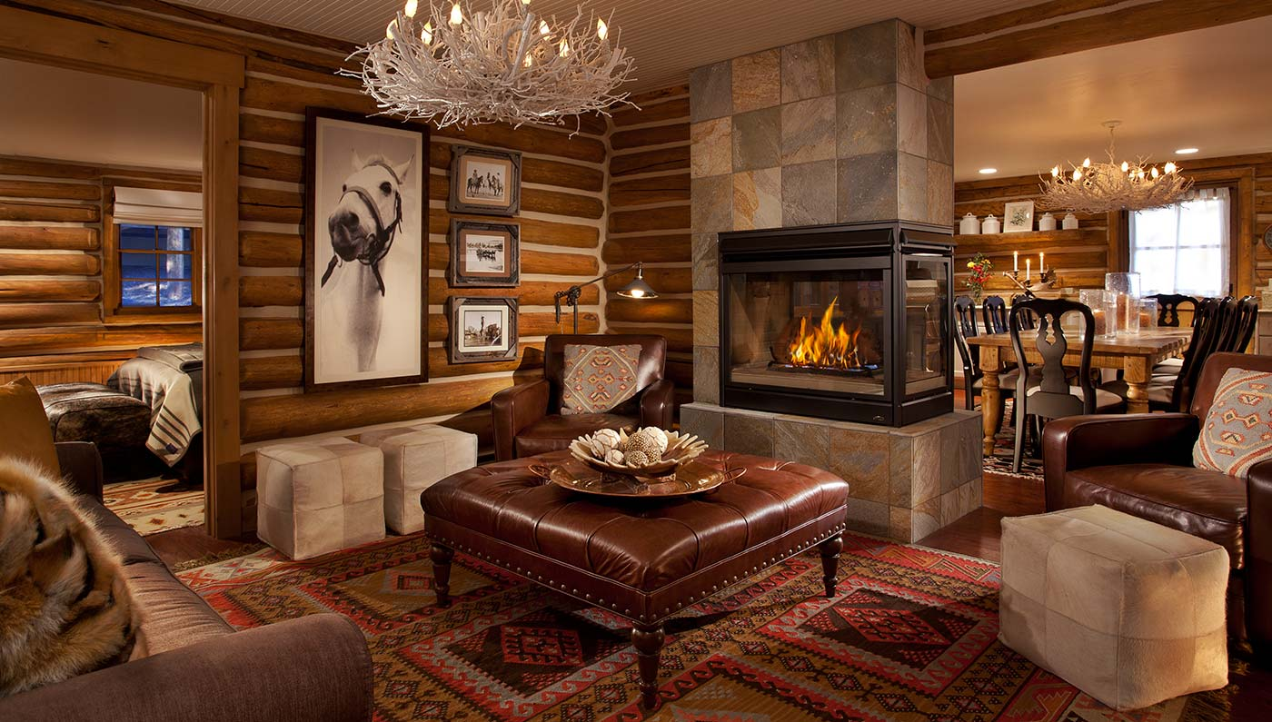The Lodge Spa At Brush Creek Ranch Luxury Ranch In Wyoming Saratoga Resort