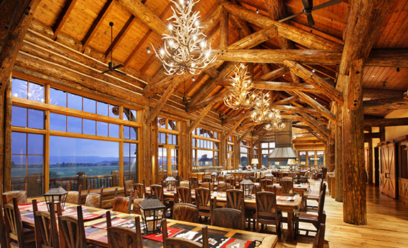 The Lodge Spa At Brush Creek Ranch Dining