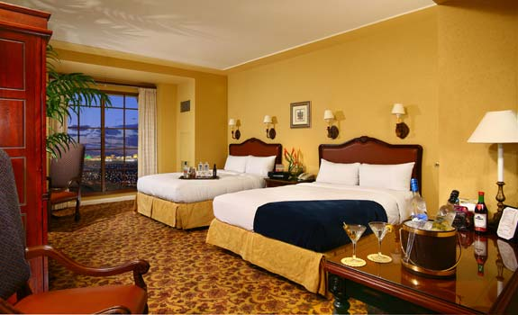 Green Valley Ranch Resort & Spa  - Accommodations