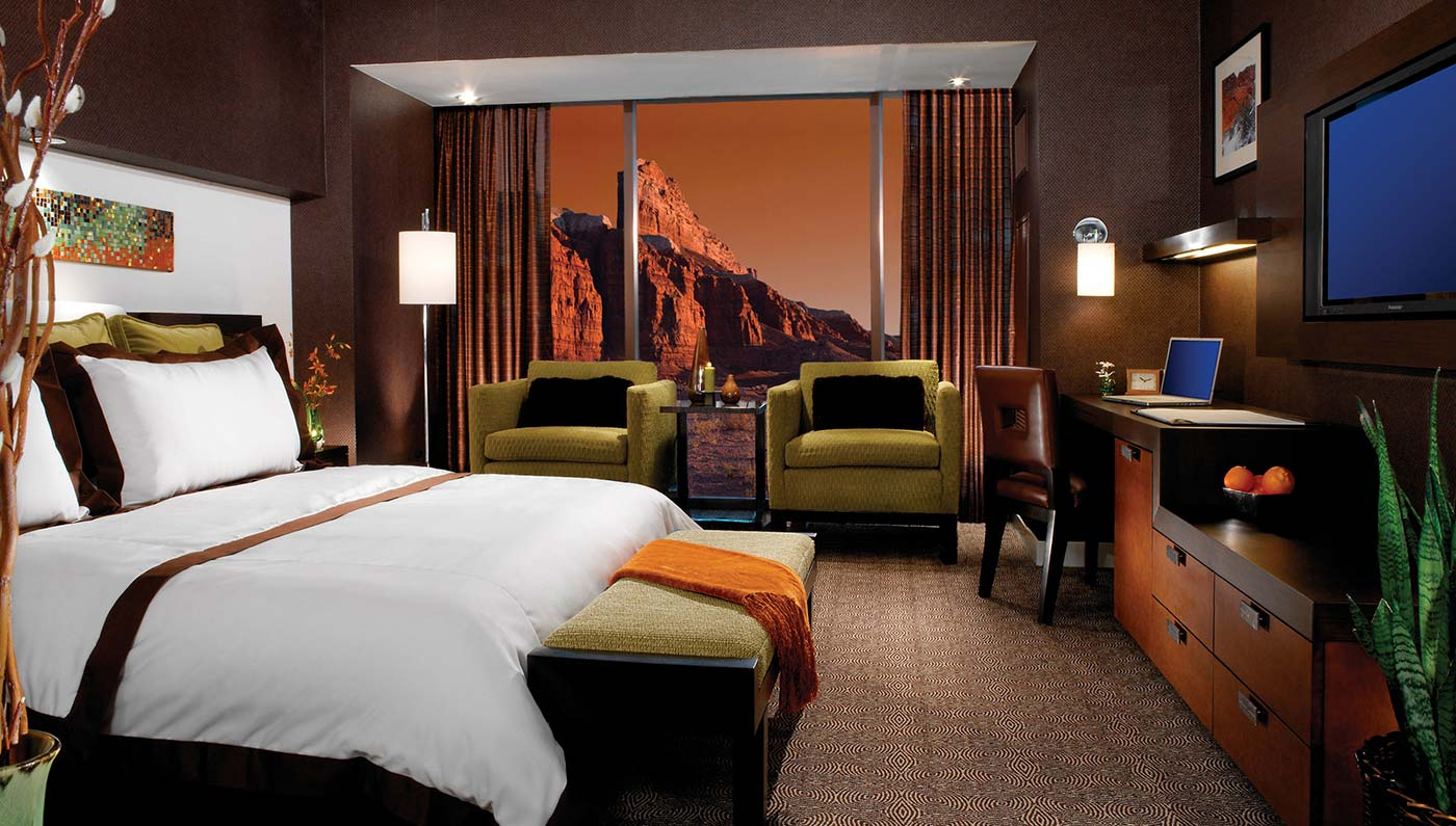 red rock casino spa