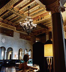 History:      The Hollywood Roosevelt  in Los Angeles