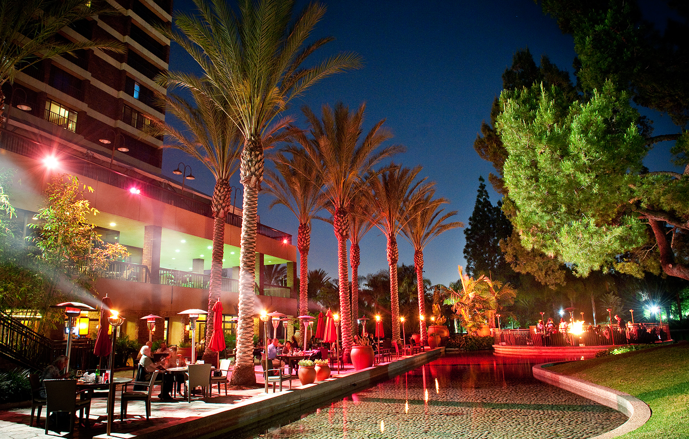 Dining:      Pacific Palms Resort  in Los Angeles