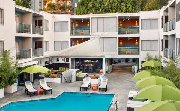 The Sunset Marquis Hotel and Villas