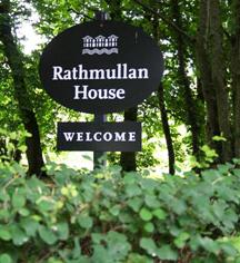 Rathmullan House in Rathmullan