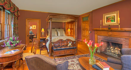 Accommodations Castle Hill Resort And Spa In Cavendish