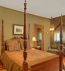 Accommodations:      Castle Hill Resort and Spa  in Cavendish