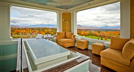 Spa In Whitefield Nh Mountain View Grand Resort Spa