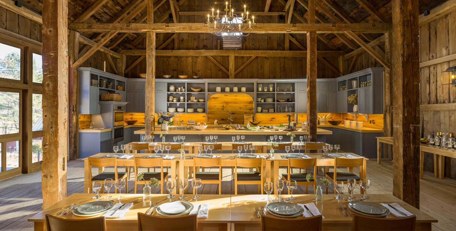 Image of Red Barn Dining, The Woodstock Inn and Resort, Woodstock, Vermont, Dining