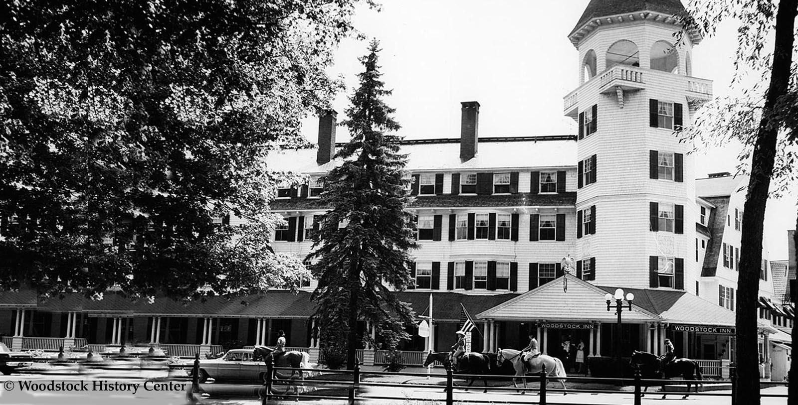 Historic image of Woodstock Inn & Resort, 1793, Member of Historic Hotels of America, in Woodstock, Vermont, Discover